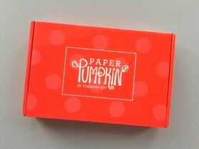 Paper Pumpkin Subscription Box Review + Coupon Code – July 2018