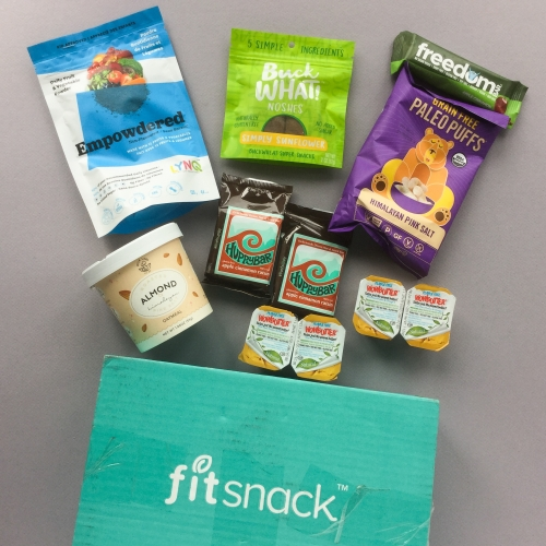 Fit Snack Subscription Box Review + Discount – July 2018
