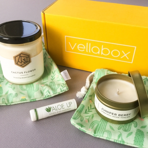 Vellabox Subscription Box Review + Coupon Code – June 2018