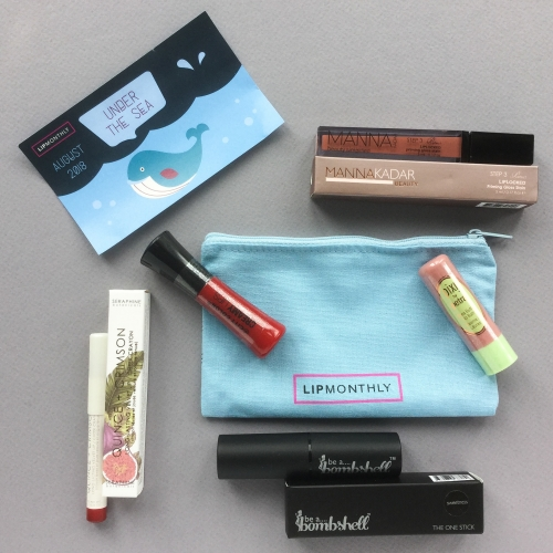 Lip Monthly Review + Coupon Code – August 2018