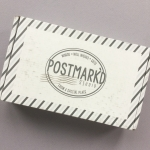 Postmark'd Studio Subscription Box Review – August 2018