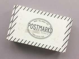 Postmark'd Studio Subscription Box Review + Coupon Code – August 2018
