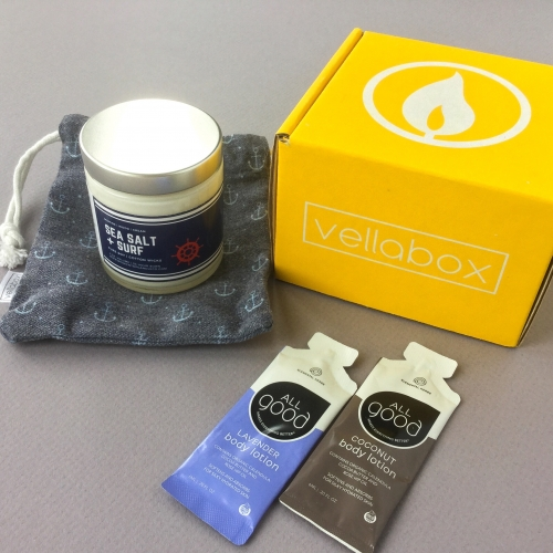 Vellabox Subscription Box Review + Coupon Code – August 2018