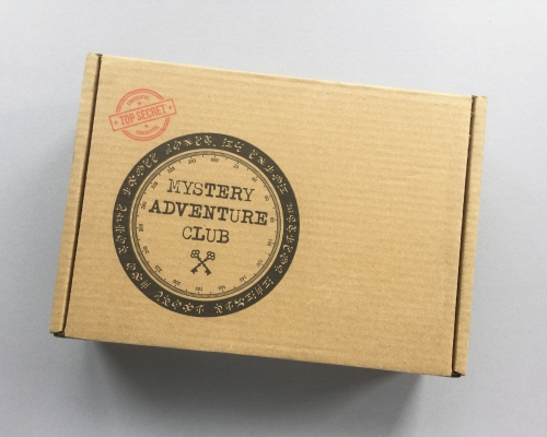 Mystery Adventure Club Subscription Box Review + Coupon Code – August 2018