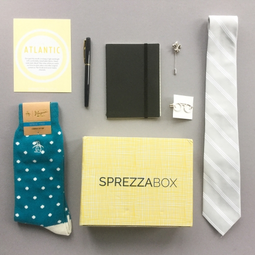 SprezzaBox Subscription Box Review + Coupon Code – August 2018