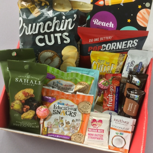 Love With Food Subscription Box Review + Promo Code- August 2018