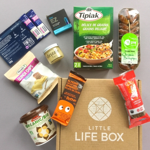Little Life Box Subscription Box Review + Promo Code – August 2018