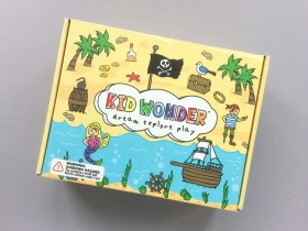 Kid Wonder Subscription Box Review + Coupon Code – August 2018