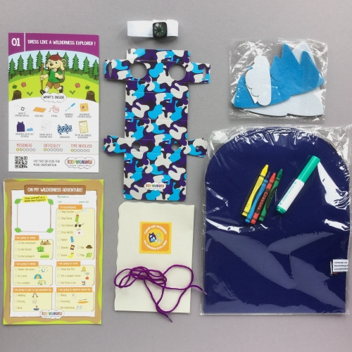 Kid Wonder Subscription Box Review + Coupon Code – September 2018