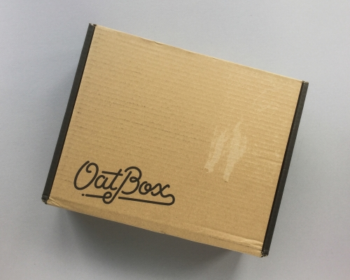 Oatbox Subscription Box Review – September 2018