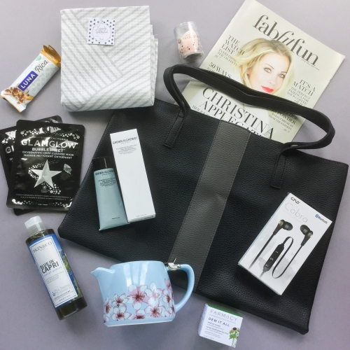 FabFitFun Subscription Box Review + Coupon Code – Fall 2018