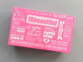 iBbeautiful Subscription Box Review – August 2018