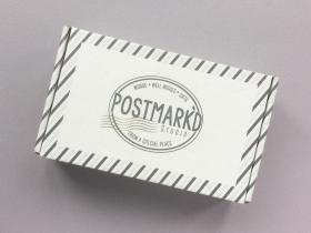 Postmark'd Studio Subscription Box Review – September 2018
