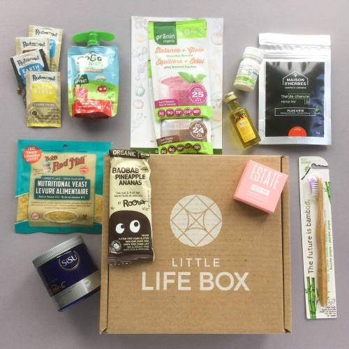 Little Life Box Subscription Box Review + Promo Code – September 2018
