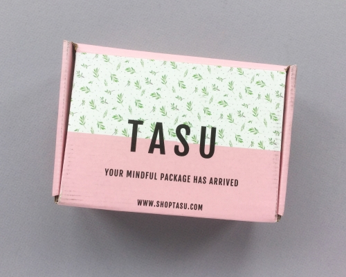 Tasu Subscription Box Review + Coupon Code – September 2018