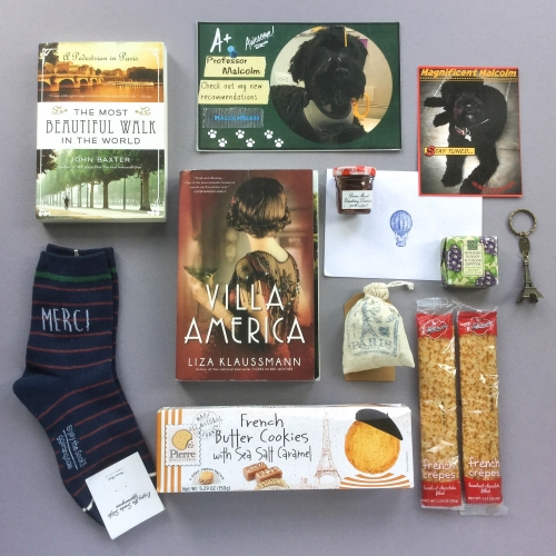 Bibliophilic Excursions Subscription Box Review – August 2018