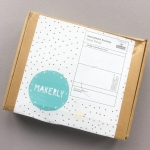 Makerly Subscription Box Review + Coupon Code – August 2018
