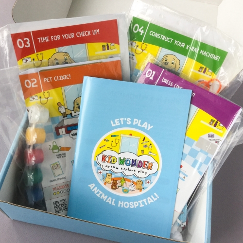 Kid Wonder Subscription Box Review + Coupon Code – October 2018