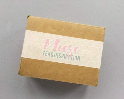 Muse Tea Box Subscription Box Review + Coupon Code – September 2018