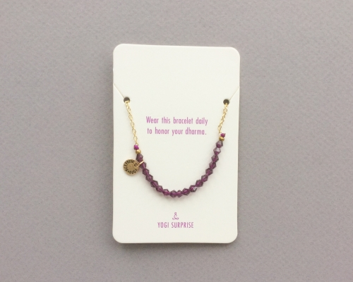 Yogi Surprise Jewelry Subscription Box Review + Coupon Code – October 2018