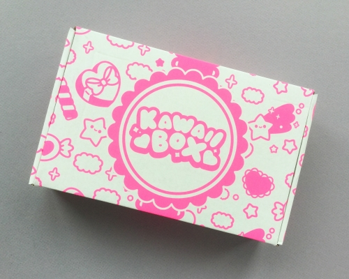 Kawaii Box Subscription Box Review – November 2018