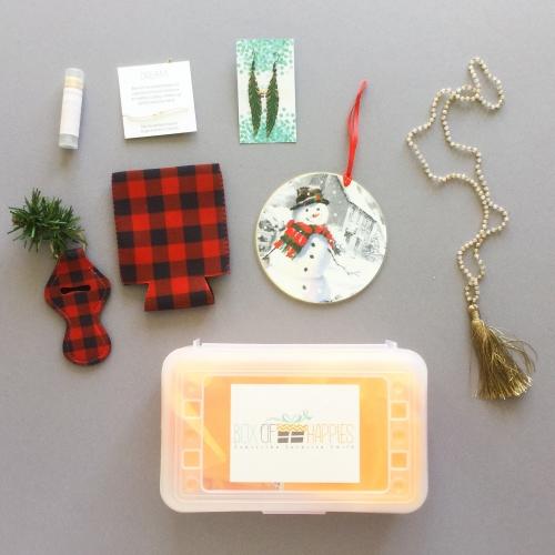 Box of Happies Subscription Box Review + Coupon Code – November 2018