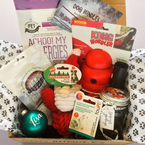 Dog Bundles Subscription Box Review + Coupon Code – December 2018