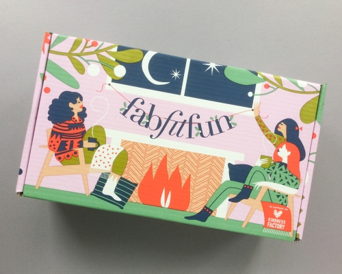 FabFitFun Subscription Box Review + Coupon Code – Winter 2018