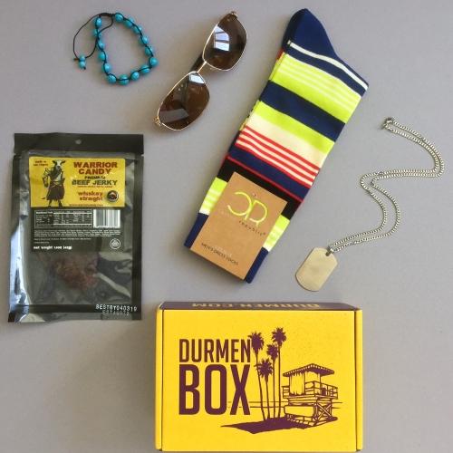 Durmen Subscription Box Review + Coupon Code – December 2018