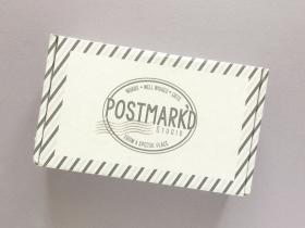 Postmark'd Studio Subscription Box Review – December 2018
