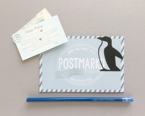 Postmark'd Studio Subscription Box Review – December 2018