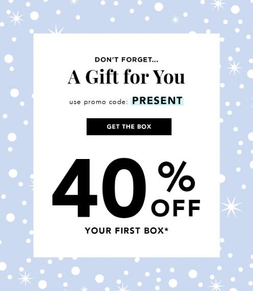 FabFitFun Winter Box – Save 40% Off Coupon Code!