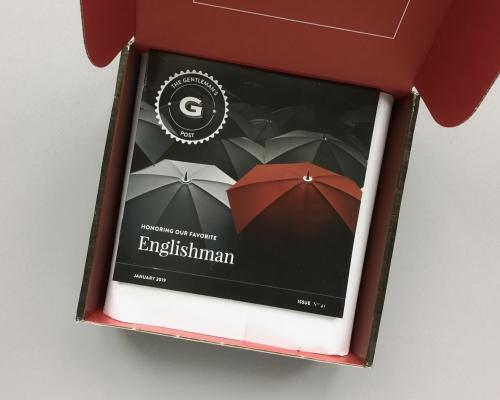 Gentleman's Box Review + Coupon Code – January 2019