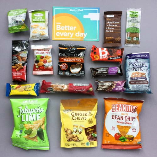 Love With Food Subscription Box Review + Promo Code – January 2019
