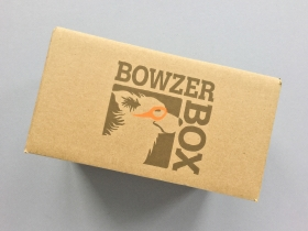 Bowzer Box Review + Discount Code – January 2019