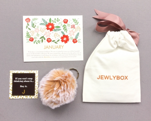 Jewlybox Subscription Box Review + Coupon Code – January 2019