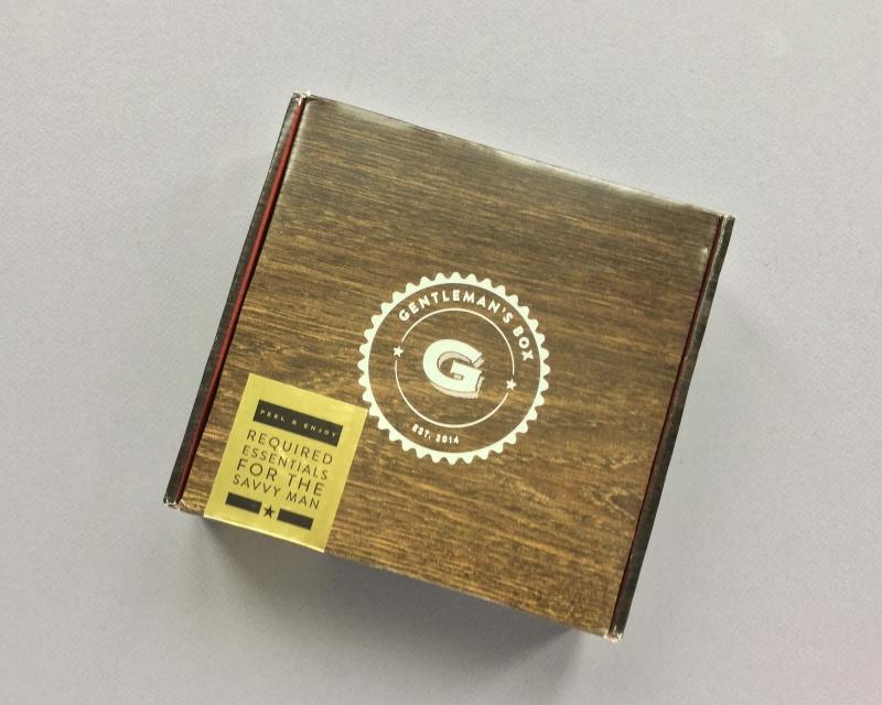 Gentleman S Box Review Coupon Code January 2019 Girl