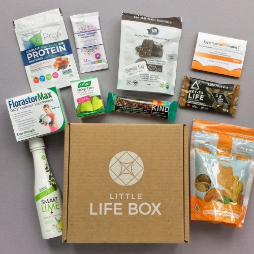 Little Life Box Subscription Box Review + Promo Code – February 2019