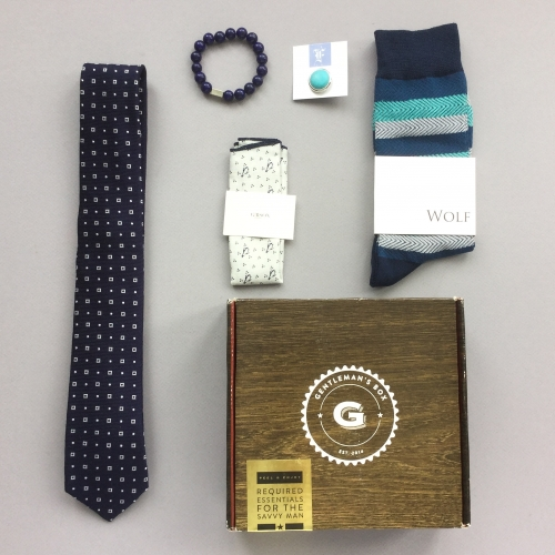Gentleman's Box Review + Coupon Code – February 2019