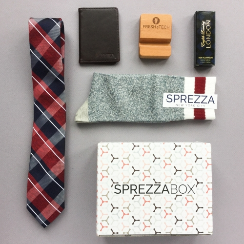 SprezzaBox Subscription Box Review + Coupon Code – February 2019
