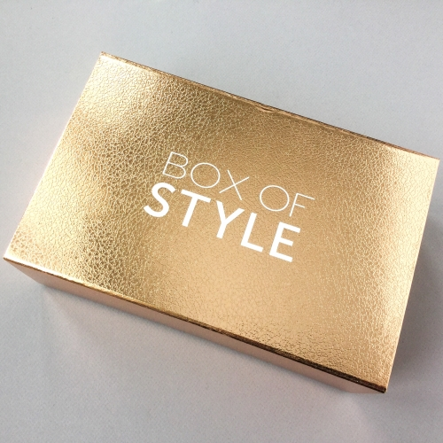 Box of Style Select Edition 2018 Review + Promo Code