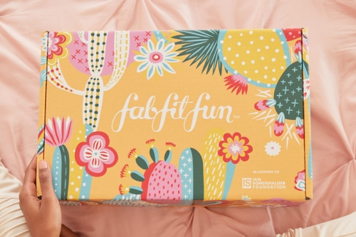 FabFitFun Spring 2019 FULL BOX REVEAL + Coupon Code – Last Day for Customization!
