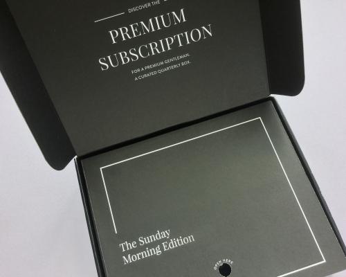 Gentleman's Box Premium Box Review + Coupon Code – Spring 2019