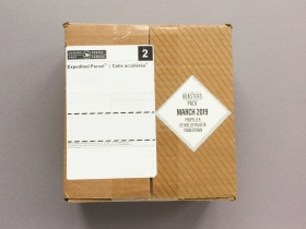 The Roasters Pack Subscription Box Review – March 2019