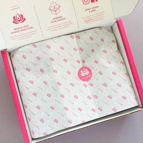 YogaClub Subscription Box Review + Coupon Code – February 2019
