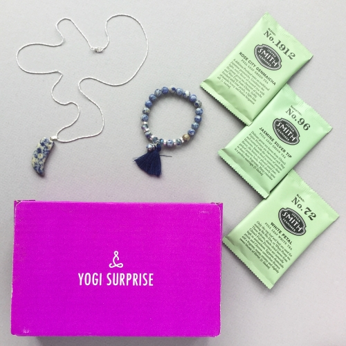 Yogi Surprise Jewelry Subscription Box Review + Coupon Code – March 2019