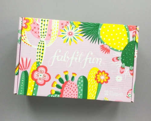 FabFitFun Subscription Box Review + Coupon Code – Spring 2019