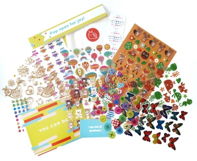 Snail Mail Sticker Club