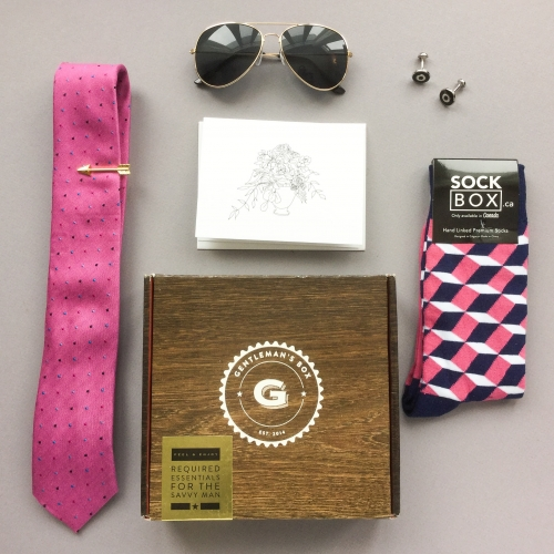 Gentleman's Box Review + Coupon Code – April 2019