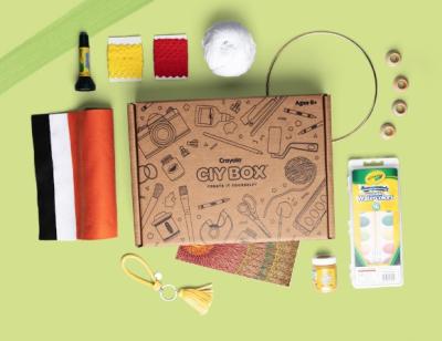 Crayola CIY Box
